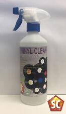 VINILE Record liquido detergente, anti-statico Pulitore, 500 ML