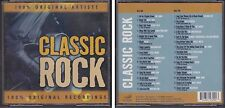 Classique Rock Artistes Divers 2 CD Set Pilote Canned Heat Robin Trower Tubes