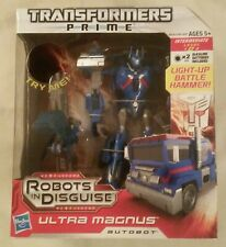 Transformers Prime voyager class Ultra Magnus