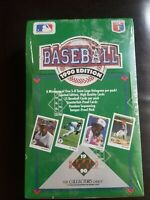 1990 Exclusive Edition Upper Deck Baseball Card Box Collector's Choice - NEW!!!