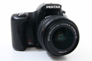 Pentax K100D Super Kit, neuwertig, 1000 Auslösungen