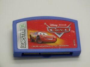 !!! LEAPSTER LEAPFROG SPIEL Disney Pixar Cars GUT !!!