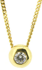 18Carat Yellow Gold Love Hearts Fine Necklaces & Pendants