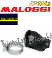 6391 COLLECTEUR D'ADMISSION MALOSSI 22-28 50 PIAGGIO DIESIS FLY GRATUIT LIBERTY