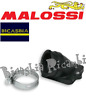 6391 - Ansaugstutzen Malossi 22-28 50 2t Piaggio Reißverschluss Sp Fast Rider
