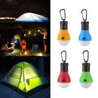 LED Portable Camping Tent Lamp Emergency Hiking Outdoor Light Lantern Bulb B9