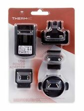 Therm-ic USB Mains Power Adaptor with UK, EU, US Adaptors T40-0900-006