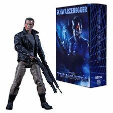 -=] NECA - Terminator: Ultimate Police Station Assault T-800 18cm. A.Figure [=-