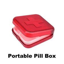 Health Pill Medicine Box Portable Travel Pill Box Holder Medicine Organizer