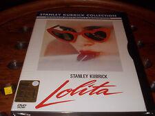 LOLITA (Stanley Kubrick) Snapper  Warner Dvd ..... Nuovo