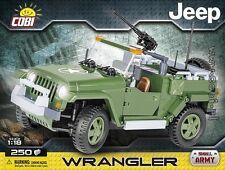 COBI Jeep Wrangler / 24260 / 260 elem. blocks WWII auto Small Army