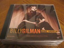 Billy Gilman one voice Music CD