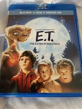 E.T. The Extra-Terrestrial (Blu-Ray and DVD) Drew Barrymore