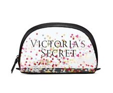 VICTORIA'S SECRET Sparkle Clear Cosmetic Beauty Bag