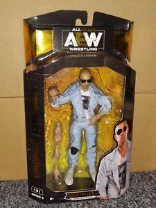 AEW Unrivaled Series 3 Orange Cassidy Action Figure Rare In Box