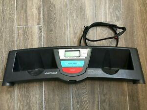 Weslo Cadence G-25 Treadmill Console Display Board 235424 WLTL191051