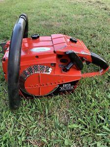 Vintage Homelite Super XL 925 Chainsaw Power Head Low Comp Project Saw