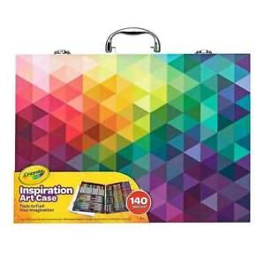Crayola Inspiration Art Case - Over 140 Pieces