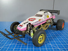 Vintage Used 1/10 RC Tamiya Frog Buggy Futaba Servo good for pair restore