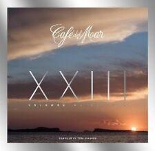 CAFE DEL MAR  VOL.23  2 CD NEU