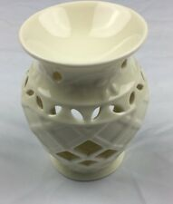 Beanpod Candles Soy Beads Porcelain Melter Ivory Candle Wax Melter Tea Light