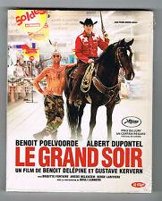 LE GRAND SOIR - POELVOORDE & DUPONTEL - BLURAY - 2012 - NEUF NEW NEU