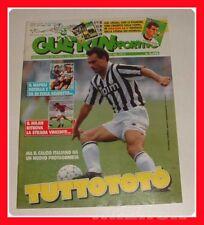 GUERIN SPORTIVO 1989/43 Sosa Mauro Totò Schillaci