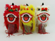 Chinese Lion Dragon with Coins Party Hanging Decoration Display New Year Multi