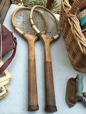Racquets Original Tennis Memorabilia