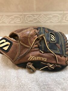 "Mizuno USA MCL-4000 10.5"" Youth Adult Baseball Softball Glove Right Hand Throw"
