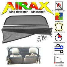 AIRAX Windschott Wind deflector VW Käfer Cabrio 1302 1303 Bj.1964 - 1981
