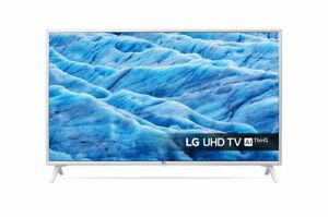"LG 43UN73903 TV 97 cm 43"" 4K Ultra HD Smart TV Wi-Fi Bianco NUOVA LINEA 20"