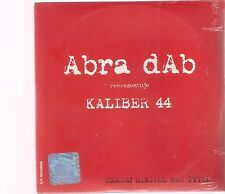 ABRA DAB KALIBER 44 SINGIEL BEZ TYTULU 2003 LIMITED NEW & SEALED POLISH HIP HOP