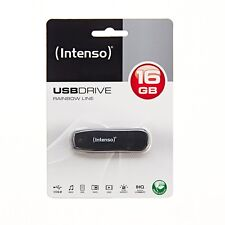 16GB INTENSO Rainbow USB2.0