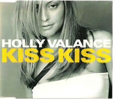 Holly Valance ‎– Kiss Kiss CD Single NL2