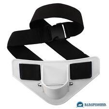 Cinturón abdominal con soporte para cañas/lucha cinturón, Gimbal, belt-rodholders, Waller, Wels nuevo