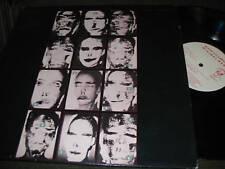 MINIMAL MAN slave lullabyes LP vinyl original '86 NM sf art synth flipper etc
