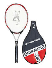 BROWNING CARBO TECH TI 26 JUNIOR Racchetta da tennis rrp £ 100