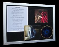EVANESCENCE Lithium LTD CD TOP QUALITY FRAMED DISPLAY+FAST GLOBAL SHIPPING!!