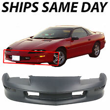 NEW Primered - Front Bumper Cover For 1993-1997 Chevy Chevrolet Camaro 93-97