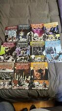 The Walking Dead graphic novel Lot - 1 and 9-18