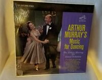 Arthur Murray's  Music for Dancing  SEALED LP