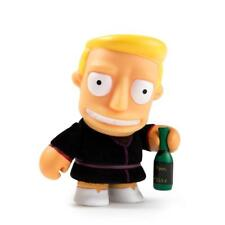 "Kidrobot FUTURAMA UNIVERSE X Mini Series ZAPP 3"" Vinyl Figure Blind Box NEW"