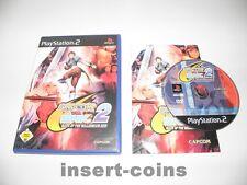 Capcom vs. SNK 2-Playstation 2/ps2/Neuf dans sa boîte/Pal/40/9