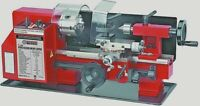 7 in x 10 in Precision Mini Metal Lathe (Drive Belt Only)
