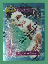 1995 Topps Finest Aeneas Williams Arizona Cardinals #127