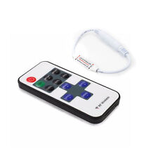 Mini LED Controller Dimmer+RF Wireless Remote Control 5050 3528 LED Strip ASS