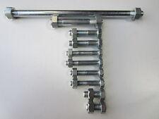 TRIUMPH TR6 T120 ENGINE TO FRAME BOLT NUT SET 650cc BONNEVILLE TIGER 1963-64