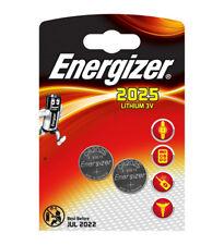 ★5 BATTERIE A BOTTONE ENERGIZER CR2025 LITIO 3 V PILE CR 2025★