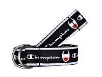 Champion Cadet D Ring Belt One Size